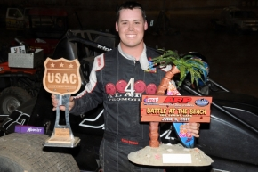 "#73 Ryan Bernal – Ventura ""ARP Battle of the Beach Race #1"" Winner."