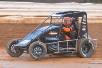 Kenny Miller - 4th in USAC/ARDC Midget points.