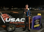 LEMKE LEADS ALL THE WAY AT LAS VEGAS