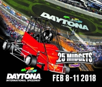 USAC .25 NATIONAL SEASON KICKS OFF WITH INAUGURAL EVENT AT DAYTONA