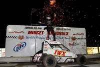 BAYSTON BLAZES THE HIGH BANKS FOR FIRST BELLEVILLE VICTORY