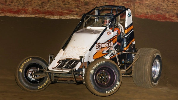 Oval Nationals ProSource Passing Master point leader Richard Vander Weerd (Visalia, Calif.)