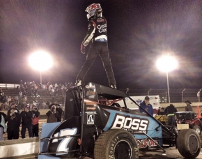 "HAGEN OPENS MIDGET SEASON WITH ""KOKOMO GRAND PRIX"" TRIUMPH"