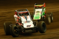 #5G Shane Cottle & #69 Kevin Thomas, Jr.