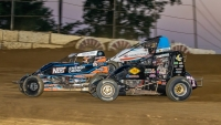 USAC AMSOIL NATIONAL SPRINTS ROCK PLYMOUTH FRIDAY NIGHT