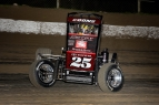 "USAC Triple Crown champion Jerry Coons, Jr. has entered for the March 9 ""Shamrock Classic."""
