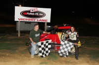 Sean Murphy wins at Spoon River.
