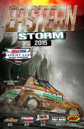 EASTERN STORM OPENER AT GRANDVIEW RAINED OUT