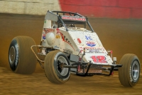 Robert Ballou has earned the most USAC AMSOIL National Sprint Car points since the start of Indiana Sprint Week on July 8.
