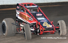 #4G Chris Gansen – 11th in USAC/CRA Point Standings.