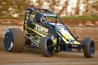 Justin Grant - 9th in USAC AMSOIL National Sprint Car points.
