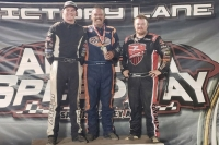 Charles Davis Jr. Wins at Arizona Speedway