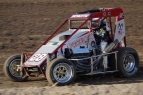 SCHUTTE TOPS TULARE USAC WESTERN STATES MIDGET FEATURE