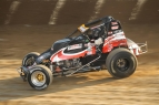 GRATEFUL GRANT GETS THE SPRINT WIN AT ELDORA 4-CROWN