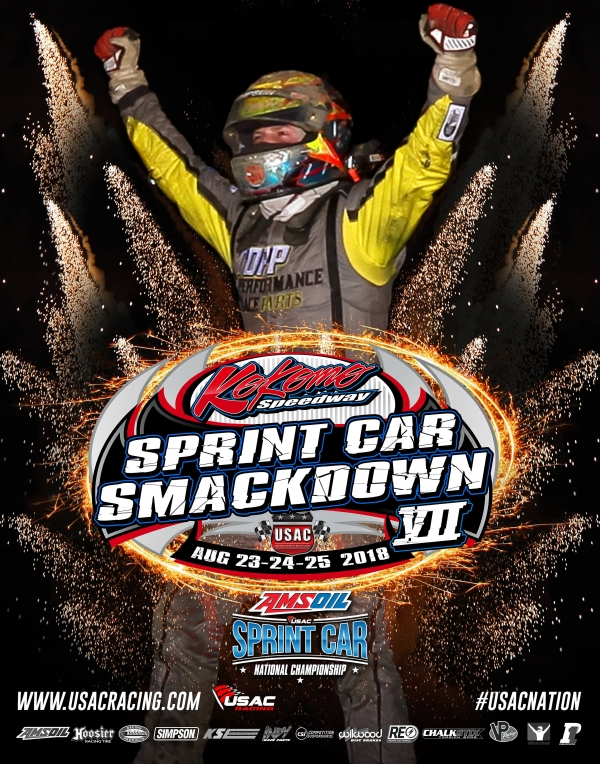 KOKOMO SMACKDOWN FINALE POSTPONED TO SEPT. 27TH