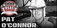PAT O'CONNOR: USAC HALL OF FAME CLASS OF 2016