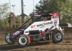 "Dave Darland will drive a team car to Tyler Thomas in the USAC National Midget portion of this Saturday's ""4-Crown Nationals"" at Eldora Speedway."