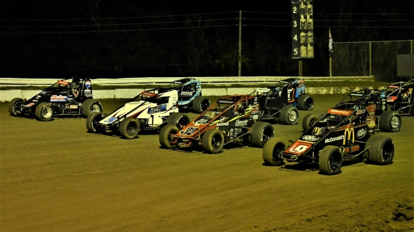34 RACEWAY USAC SPRINT ENTRY LIST RELEASED