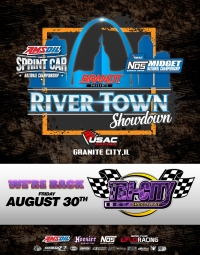 TRI-CITY USAC DOUBLEHEADER CANCELLED