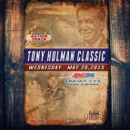 "DARLAND EYES #100 IN 45TH ""TONY HULMAN CLASSIC"" WEDNESDAY"