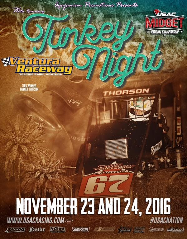 TURKEY NIGHT GRAND PRIX SCHEDULE OF EVENTS: NOV. 23-24, 2016