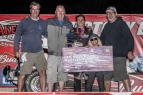 FACCINTO CONTINUES WINNING WAYS AT BAKERSFIELD