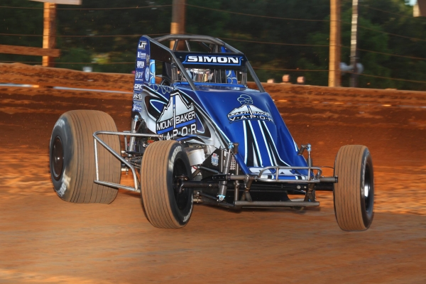 Landon Simon won a USAC AMSOIL Sprint Car special event feature at Lincoln Speedway in June of 2016.  The 2017 edition of Eastern Storm begins at Grandview and Lincoln Speedway on June 13-14.