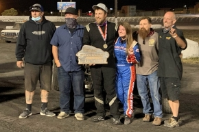 GEOFF ENSIGN TRIUMPHS AT PETALUMA