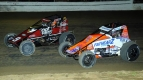 BACON BANKS 4TH STRAIGHT GRANDVIEW USAC SPRINT SCORE