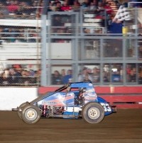 D.J. Johnson wins in Tulare!