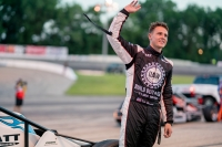 "Kyle Hamilton will make his Memphis International Raceway debut in a USAC Silver Crown car March 22-23 in the ""Memphis 100."""