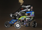 COURTNEY CLAIMS REDEMPTION ON KOKOMO GP NIGHT ONE