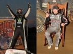 BALLOU BAGS PUTNAMVILLE FINALE; THOMAS TAKES INDIANA SPRINT WEEK TITLE