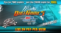 Winter Dirt Games - LIVE on Pay-Per-View