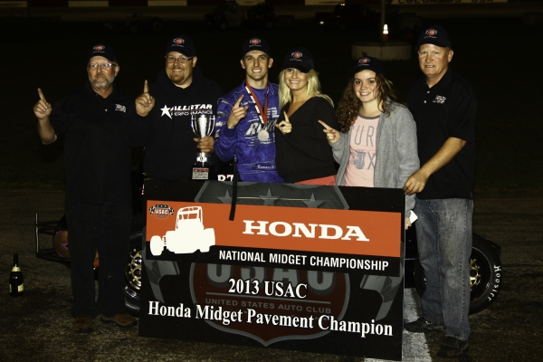 Darren Hagen Wins Columbus & Pavement Title.