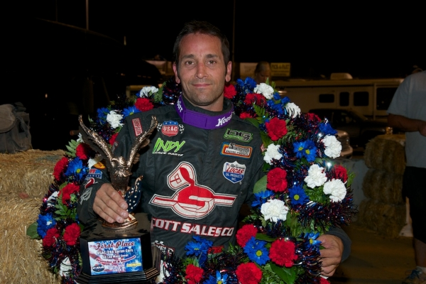 "Damion Gardner wins ""Firecracker 40"" at Perris."