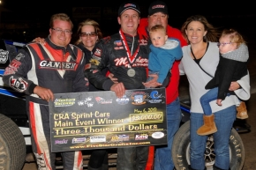 #4S Mike Spencer & Gansen Engineering Motorsports – Ventura Winner.