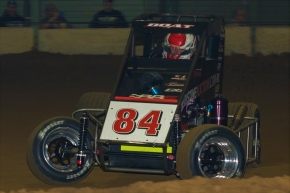 "#84 Chad Boat is among the latest entries for the March 10 ""Shamrock Classic."""