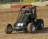 Corey Bedwell, 3rd in USAC Speed2 Midwest Thunder Midget Series points.