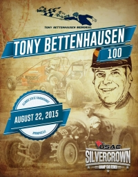 """TONY BETTENHAUSEN 100"" ATTRACTS BIGGEST SC CAR COUNT IN 8 YEARS!"