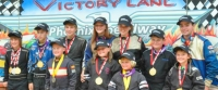 Dirt Triple Crown Series Results From Phoenixville, PA