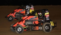 LEFFEL EDGES GEHRKE FOR MTM WIN AT PARAGON