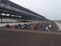 .25 Midgets Make History at IMS