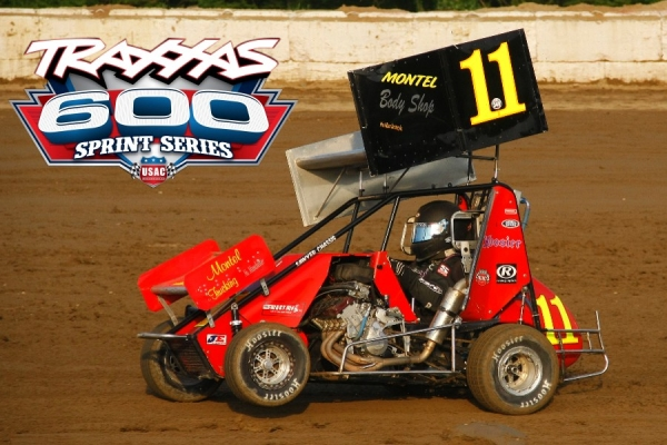RONK, SAUNDERS TAKE PLYMOUTH 600s
