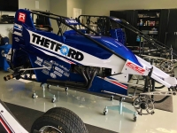 The Chris Dyson Racing #20 that will be driven by San Jose, California's Thomas Meseraull in the six-race Eastern Storm series June 14-19.