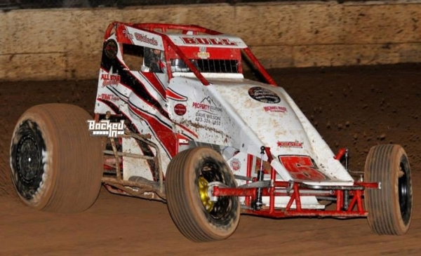 "#5 ""The Bull"" Tye Mihocko - 7th in USAC Southwest Point Standings."