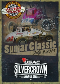 """SUMAR CLASSIC"" THURSDAY AT TERRE HAUTE ACTION TRACK"