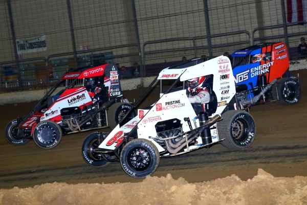 USAC STAT BOOK: NOS ENERGY DRINK NATIONAL MIDGETS – 6/3/2019