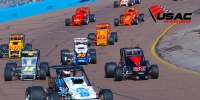 USAC SILVER CROWN RETURNS TO THE PHOENIX MILE ON APRIL 29