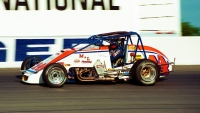1999 USAC Silver Crown champion Ryan Newman.